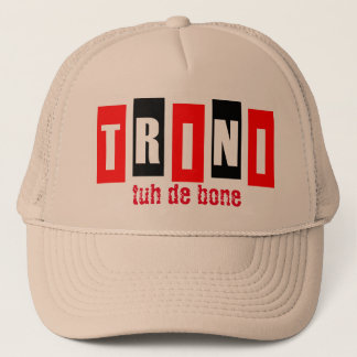 Boné Ah chapéu de Trini (tuh de osso)