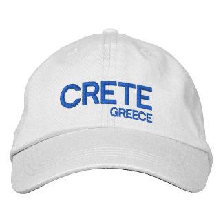 Boné ajustável de Crete* da piscina