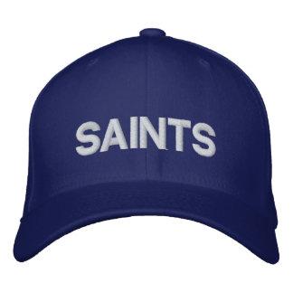Boné ajustável dos santos
