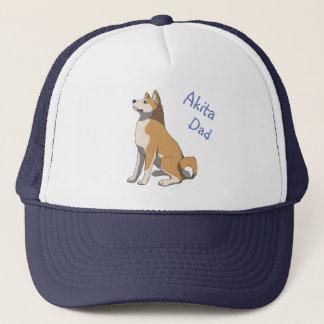"Boné ""Akita dad"" trucker cap"