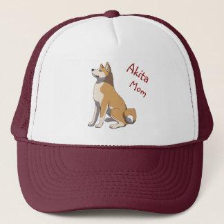 "Boné ""Akita mom"" trucker cap"
