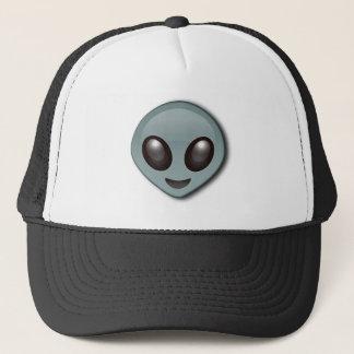 Boné Alienígena Eyed inseto