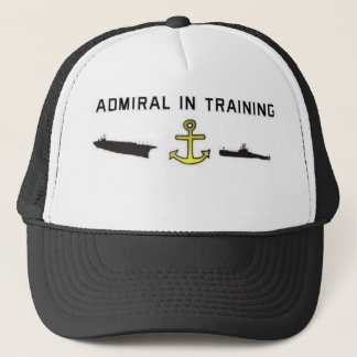 Boné Almirante agradável