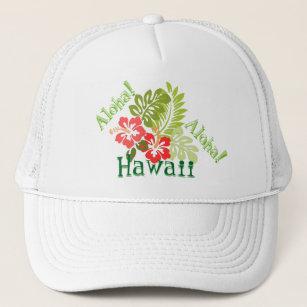 Boné Aloha chapéu do camionista de Havaí! (Ver. 2 3fa0c8acd37