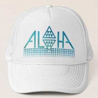 Boné Aloha chapéu do camionista do Tapa do diamante