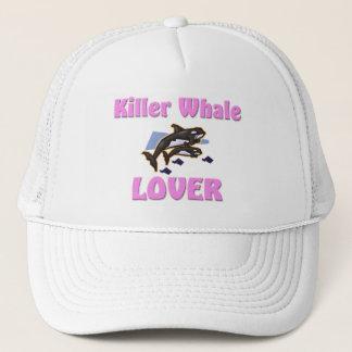Boné Amante da baleia de assassino