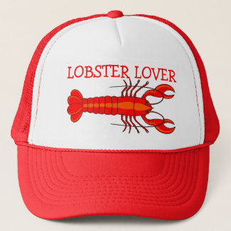 Boné Amante da lagosta