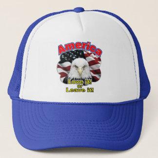 Boné Ame-o ou deixe-lhe o chapéu