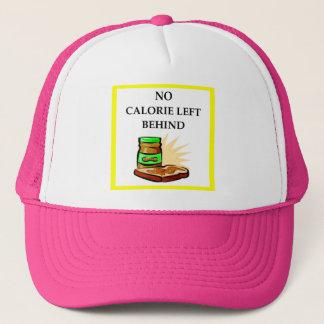 Boné amendoim