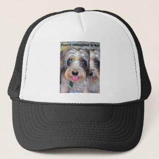 Boné amendoim o cão do salvamento