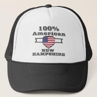 Boné Americano de 100%, New Hampshire