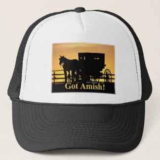 Boné Amish obtidos?