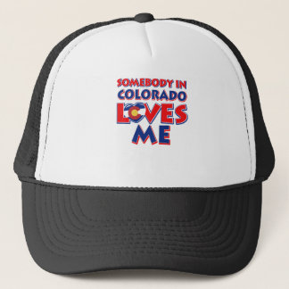 Boné amor de Colorado