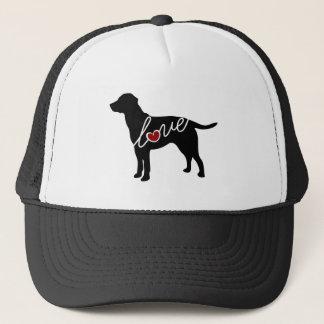 Boné Amor de Labrador