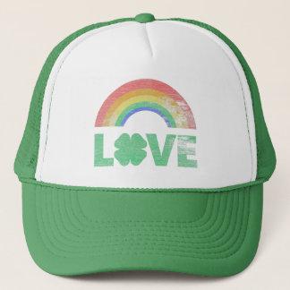 Boné Amor irlandês III