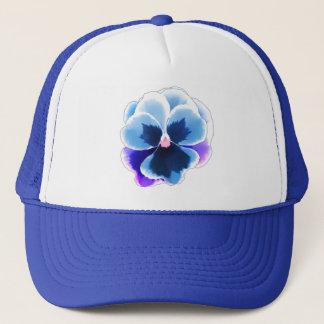 Boné Amor perfeito azul em customizável azul