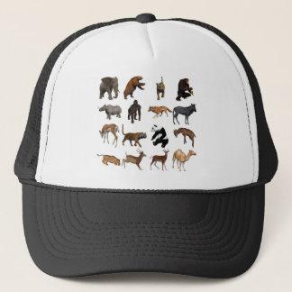 Boné Animais selvagens