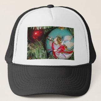 Boné Anjo do Natal - arte do Natal - decorações do anjo