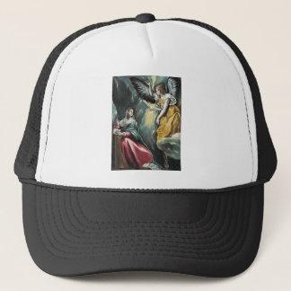 Boné Anjo que fala a Mary