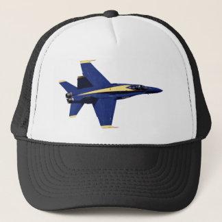 Boné Anjos de azuis marinhos dos E.U. em vôo na semana