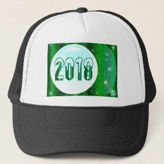 Boné Ano novo do verde 2018