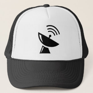 Boné Antena parabólica