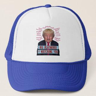 Boné Anti paródia política do presidente Donald Trump