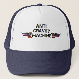 Boné anti snapback da máquina da gravidade