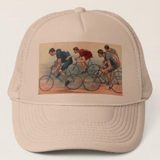 Boné Anúncio 1896 de Lithos da bicicleta