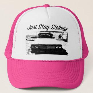 Boné Apenas chapéu clássico Stoked estada de Cali do