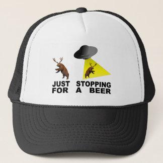 Boné Apenas parando para uma cerveja