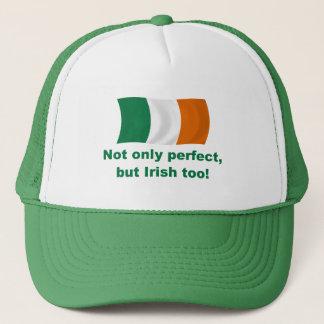 Boné Aperfeiçoe e irlandês