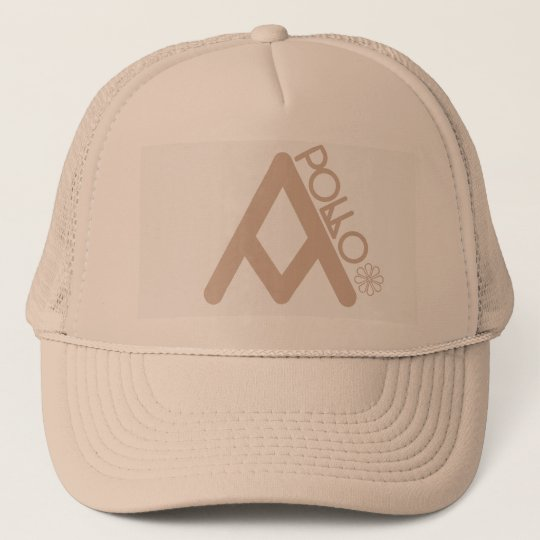 Boné APOLLO #1 trucker hat