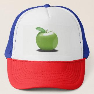 Boné Apple verde