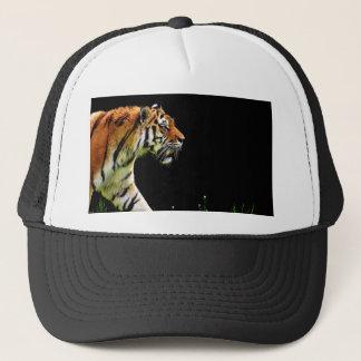 Boné Aproximação do tigre - trabalhos de arte do animal