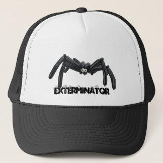 Boné aranha 3, Exterminator
