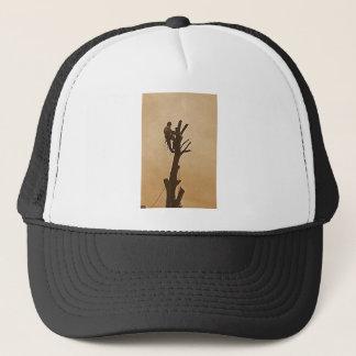 Boné Arborist do cirurgião de árvore no presente do