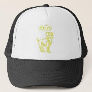 Boné Aries brilhante