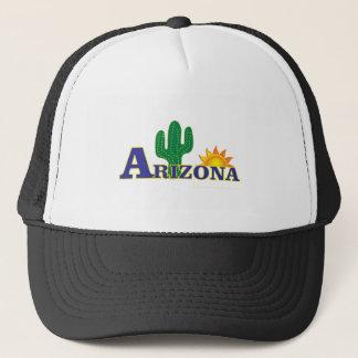Boné arizona azul