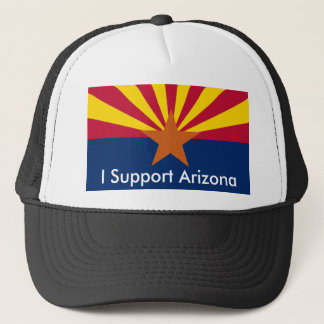 Boné Arizona, eu apoio a arizona