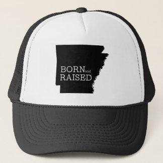 Boné Arkansas nascido e aumentado