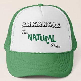 Boné Arkansas - o estado natural