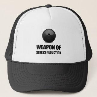 Boné Arma da boliche da redução da tensão