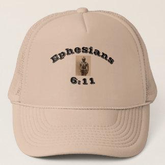 Boné Armadura do chapéu w/Armour do camionista do deus