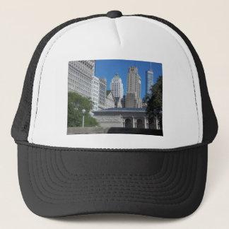 Boné Arquitectura da cidade de Chicago