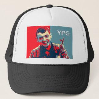 Boné Arte curdo 2 do lutador 2 de YPG