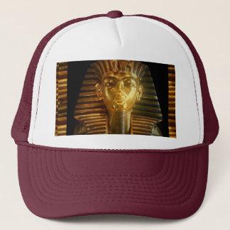 Boné Arte egípcia dos ídolos do VINTAGE: PIRÂMIDES de