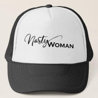 Boné Artigos elegantes das mulheres desagradáveis