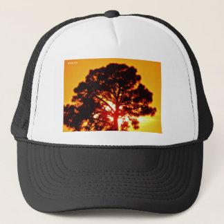 Boné Árvore amarela