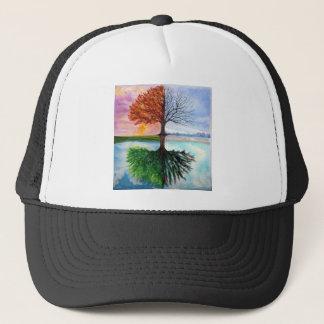 Boné Árvore de vida